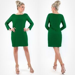 Banana Republic Green Dress